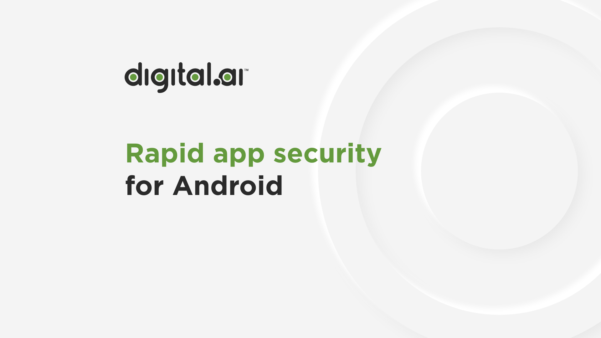 Video screenshot for Android Rapid App Protection