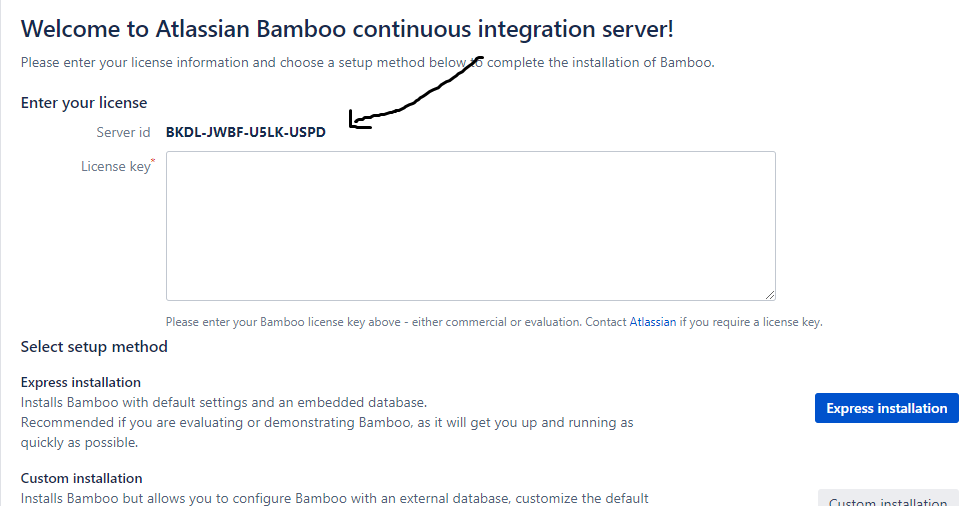 Welcome to Bamboo CI Server